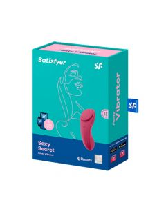 Satisfyer Sexy Secret Panty Vibrator