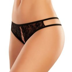 Adore Sweet Honey Panty - Black OS