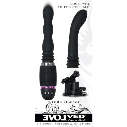 Thrust & Go Rechargeable Vibrator