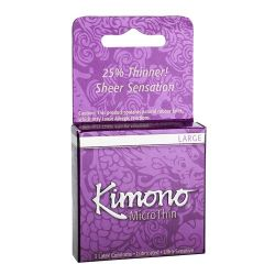 Kimono Micro Thin Large - 3 pk