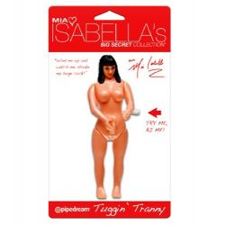 Mia Isabella Collection - Tuggin' Tranny Wind Up Toy