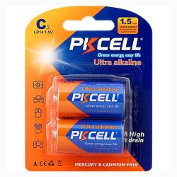 C Alkaline Ultra Batteries 2/PK