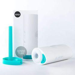 SenseTube Waterproof Intimate Massager - White