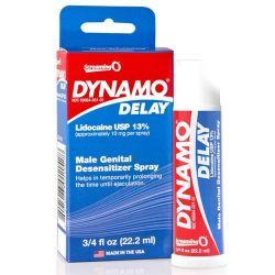 The Screaming O - Dynamo Delay Desensitizer Spray