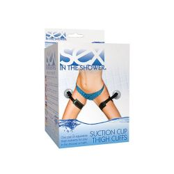 Sex in the Shower Suction Neoprene Thigh Cuffs