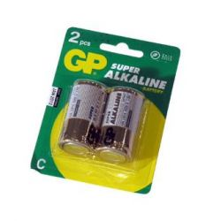 C Alkaline Ultra Batteries 2/pk(10/box) Price per 2/pk