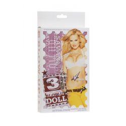 Vivid Girls Savanna's Inflatable Love Dolls (Boxed)