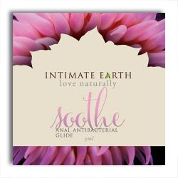 Soothe Anal Antibacterial Glide Lubricant 3ml Foil