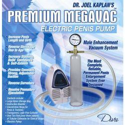 Joel Kaplan Premium Megavac Electric Penis Pump