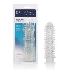 Dr. Joel Kaplan - Adjustable Non-Vibrating Extension with Added Girth - Clear