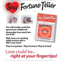 Sexy Fortune Teller Game