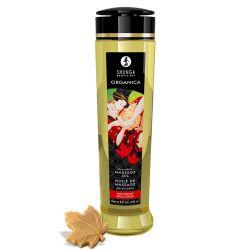 Erotic Massage Oil - Organica Maple Delight