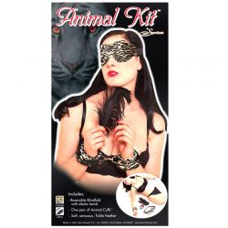 Animal Kit - BDSM Kit - Zebra